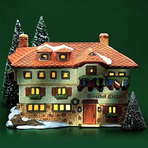 Gasthof-Eisl-Guest-House-65406-Dept-56-RETIRED-ORIGINAL-ALPINE-VILLAGE
