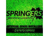 REGULAR GARDEN SERVICE, ARTIFICIAL GRASS ,FENCE,SLABS,TURF,DECKING,BRIGHTON-RUSTINGTON!!!