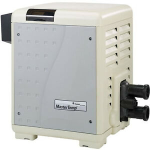 Pentair 460732 MasterTemp 250K BTU Natural Gas Low NOx Pool Spa Heater
