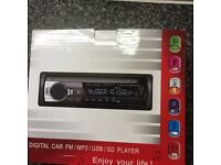 Brand new Digital USB, SD, MP3 player with Remote control.