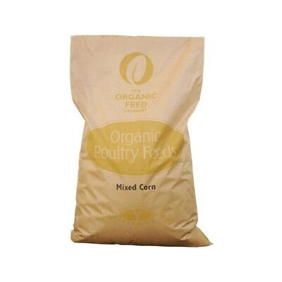 Allen & Page Organic Mixed Corn for Poultry 20Kg