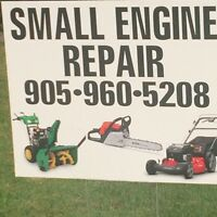 SMALL ENGINE REPAIRS