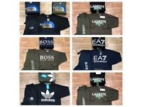 WHOLESALE HUGE RANGE TRACKSUITS TRAINER POLO TSHIRTS JUMPERS PERFUMES