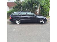 C class Estate Mercedes Benz C220 CDI , Automatic Sport Edition Estate Metallic Dark Blue (56).