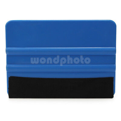 Vinyl Squeegee Applicator Tool Wrap Car Tint Window Wall Sticker Kit Squegee