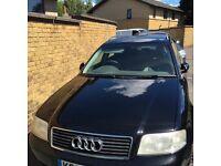 Audi A6 tdi 52 reg 5 speed