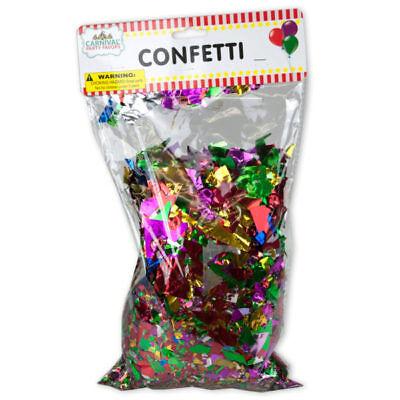 Bulk Confetti (Set of 24 Bulk Lot Jumbo Metallic Confetti)