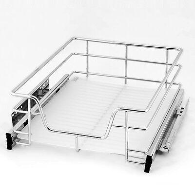 bremermann® Teleskopschublade, Küchenschublade mit Einlegeboden, 45cm