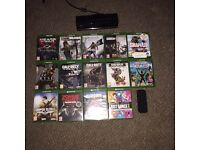 Xbox one games and Kinect