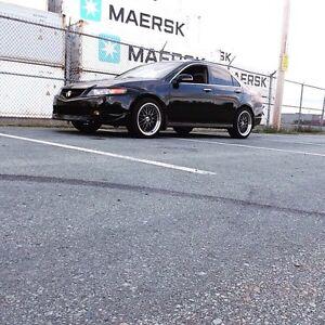 06 Acura TSX fully loaded