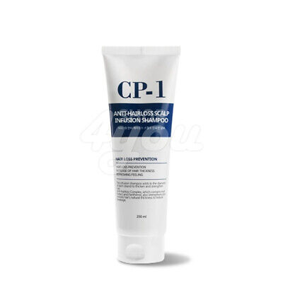 Esthetic House CP-1 Anti Hairloss Scalp Infusion Shampoo 250ml +Free Sample