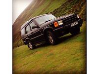 Land Rover td5 Swap!!! Van or pick up.