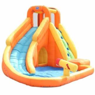 Water Slide with Pool & Cannon 9317 for $329 CASH