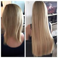 OCTOBER PROMO *EUROPEAN HAIR EXTENSIONS* TAPE OR FUSION $300