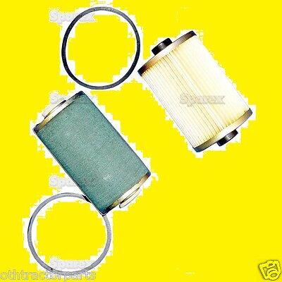 Farmtrac Esl14599 Tractor Fuel Filter Kit 35 435 445 45 535 555 60 665 70