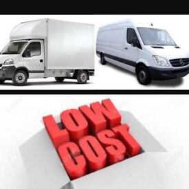 ☎️24/7 🚚 MAN AND LUTON VAN HIRE WITH A REMOVAL DELIVERY SERVICE WITH COMMERCIAL HOUSE MOVING MOVERS
