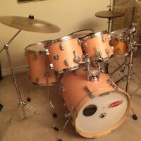 Remodeling must sell my drums