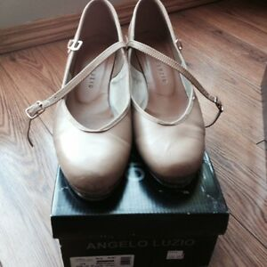 Dancing shoes: tap shoes size 10, size 8 and size 6.5