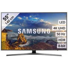 """Samsung Ue55mu6120 55""""Smart UHD HDR LED TV. Brand new boxed complete can deliver and set up."""