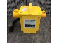 Transformer 3.3 KVA 110v (BRAND NEW) Can Deliver)
