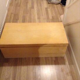 IKEA coffee table/ storage
