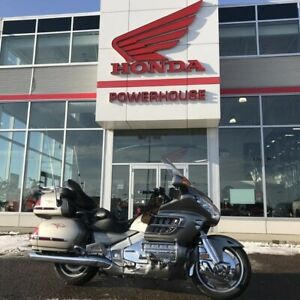 2002 Honda GL1800 GOLDWING