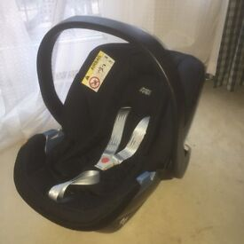 Mamas and papas By Cybex Aton Baby car seat