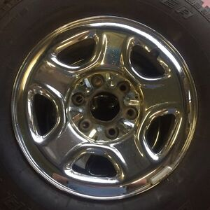 6 bolt Chevy rims 16""