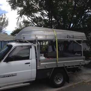 11ft Aluminium Dinghy with 15HP Motor Midland Swan Area Preview