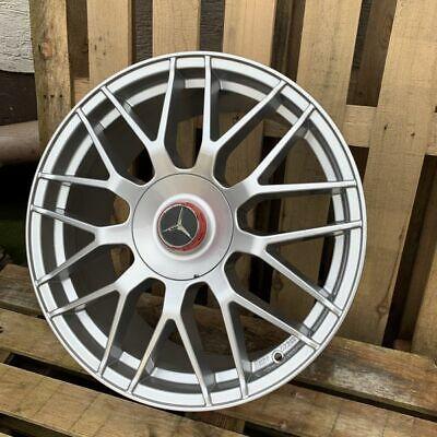 19 Zoll MW07 ET35 für Mercedes W211 W220 W207 SLK GLK GLC GLA W213 W221 AMG