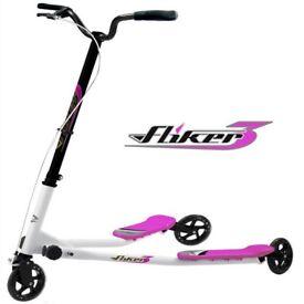 Flicker girls scooter