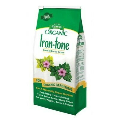 Espoma (#IT20) Iron Tone Bag, 20-Pound (Discontinued by Manufacturer)