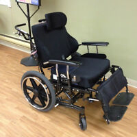 Advanced Mobility Systems Tilt Wheelchair