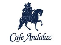 Cafe Andaluz Aberdeen is looking for full -time waiting staff