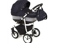 used pram 3 in 1 for a boy or a girl