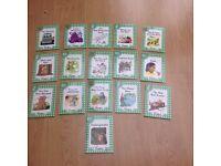 16 Jolly phonics level 3 books