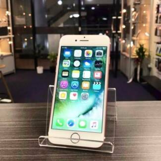 Good condition iPhone 7 Rose Gold 256G Unlocked in box + warranty