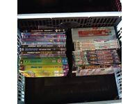 MEGA DVDS. ONLY 60£