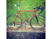 Gazelle Champion Mondiale Road Bike. 58cm