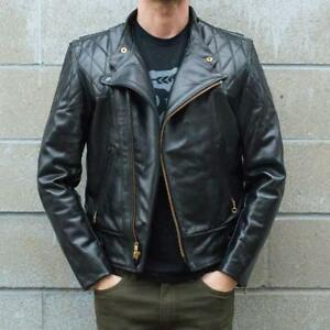 CUSTOM TAILORED Men's Leather Jackets