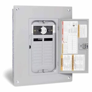 NEW Square D 30 Amp Generator Panel with 18 Spaces, 36 Circuits
