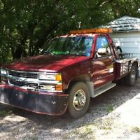 1994 Chevy tow truck PRICE DROP