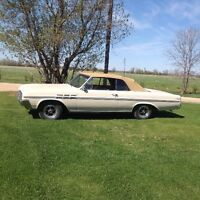 64 Buick convertible mint conition