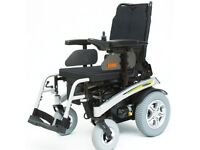 ** NEARLY NEW ** Pride Fusion Powered Chair (Reduced to £1000 to clear)