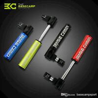 Mini Portable Aluminum Alloy Bike Pump Urltra-Light Bicycle Air
