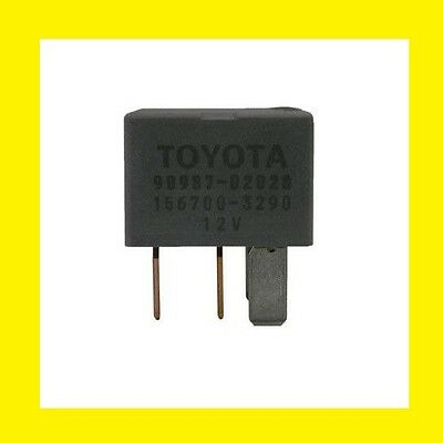 (NEW OEM DENSO TOYOTA/LEXUS/SCION A/C Relay #90987-02028 AIR CONDITIONING CLUTCH)