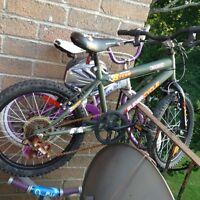 vélo presque grauit