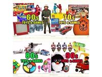 ***WANTED*** 70S, 80's or 90s toys
