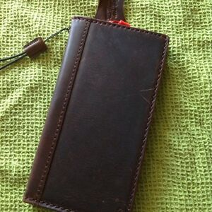 Brand new IPhone 6 Plus leather cover