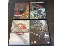 Complete Jurassic park collection